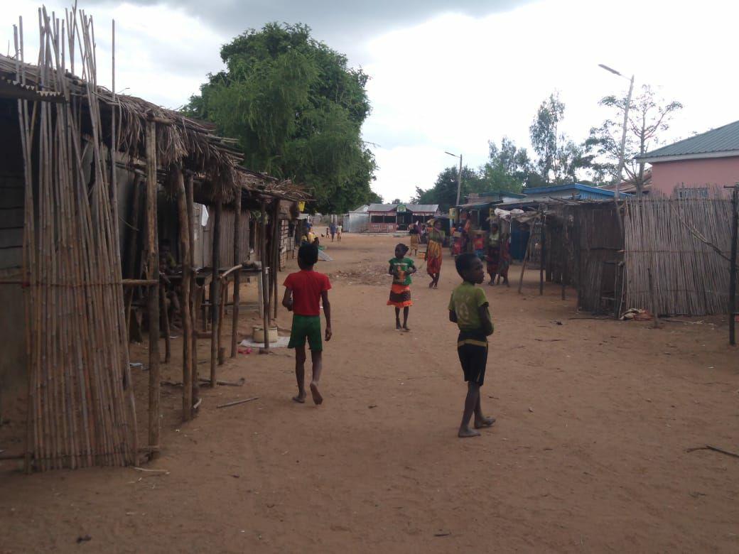 Il villaggio di Bekopaka