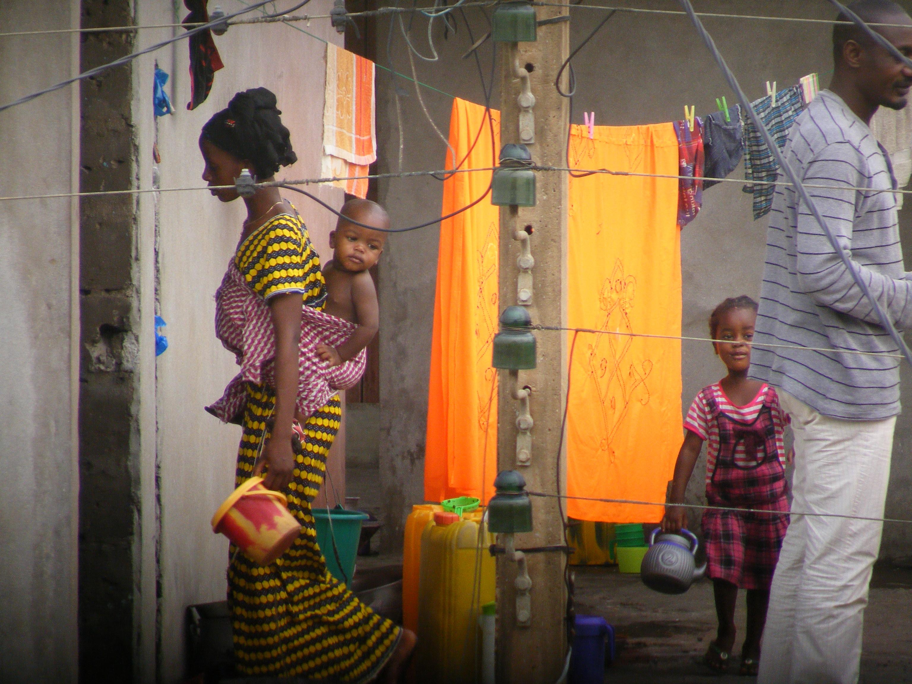 Benin, 2014