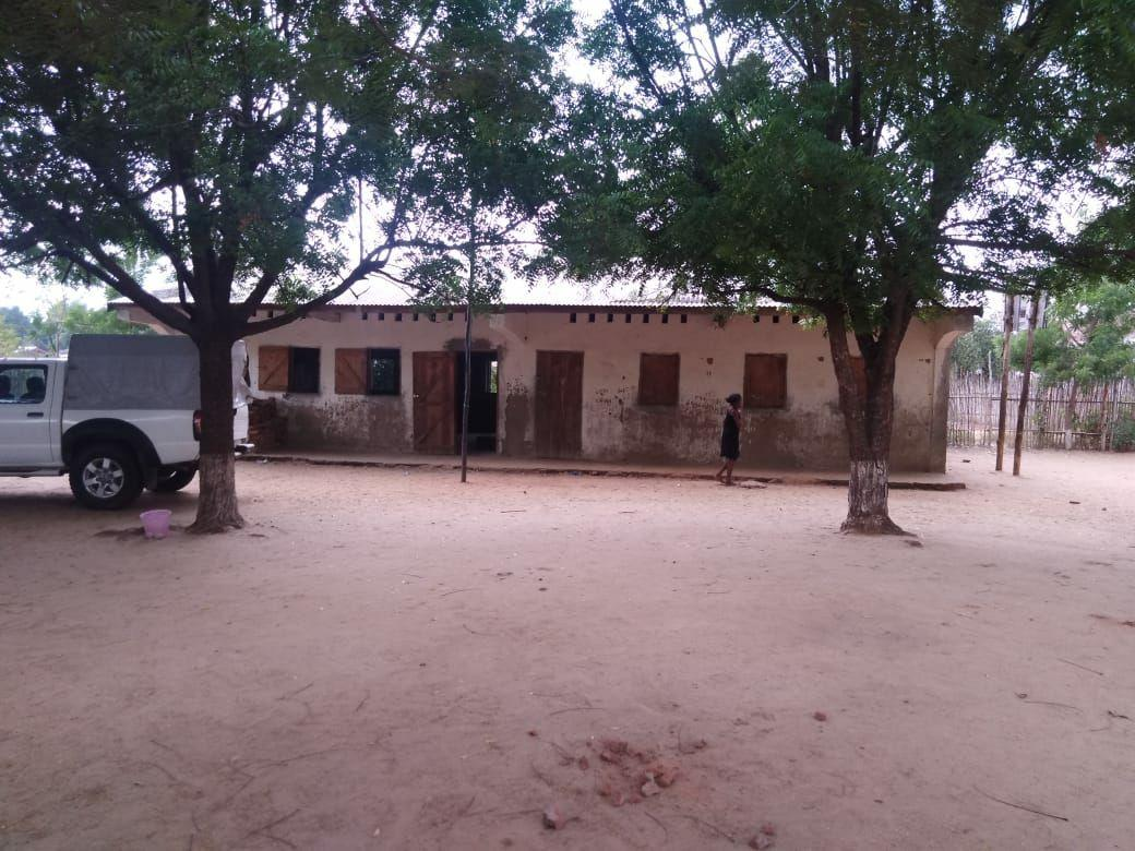 La scuola inaugurata a Bekopaka