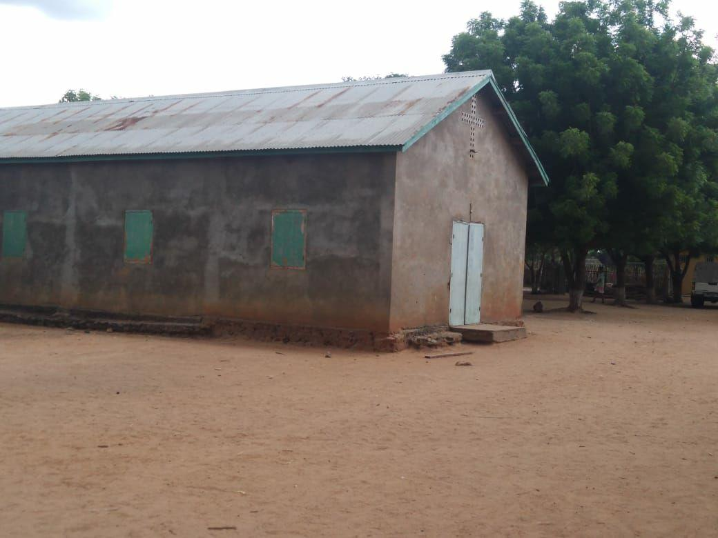 La chiesa di Bekopaka